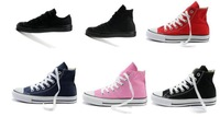 24 style 35-45 Low or high Style STAR chuck Classic Sneakers Men's/Women's Canvas Shoe 12 Colors All Size