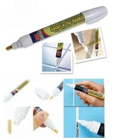 Free shipping 5pcs/llot  AS SEEN ON TV Grout Aide & Tile Marker Repair Wall Pen