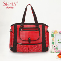 2013 maternal and child bag mother bag large capacity cross-body bag infanticipate nappy bag nappy bag supplies