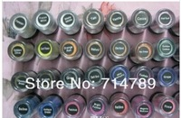 free shipping New cosmetic makeup 4.5g pigment eye shadow poudre eclat eyeshadow English name( 144pcs/lot)