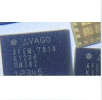 10pcs/lot power amplifer ic chip for iphone 5 5g AVAGO AFEM-7813 PA free shipping