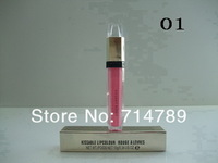 NEW LIP GLOSS KISSABLE LIPCOLOUR lipgloss lip gloss 10g free shipping(24pcs/lot) 12 colors choose