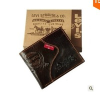 New product,free shipping hot sale man leather wallet, leather wallet man,1pce wholesale, quality guarantee , TB-38
