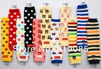 100pairs/lot,Baby Leg Warmers/Baby Socks/Brand Kids Leg Warmers/Children Knee Warmers Free shipping
