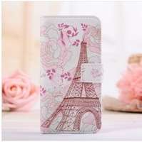 2013 newest Retro painting comic portrait PU Leather flip Stand Wallet card slots Cover Case For Samsung Galaxy S3 i9300 (H183)
