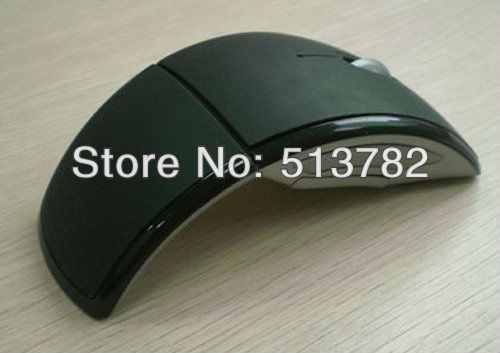 2014 New Year's Day Folding wireless mouse corporate executive gift(China (Mainland))
