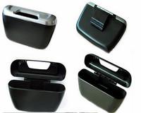 Free Shipping 4L Office Home Auto Vehicle Car Trash Rubbish Bin Can Garbage Dust Case Holder Storage Box - 4L 19x16x9.5cm