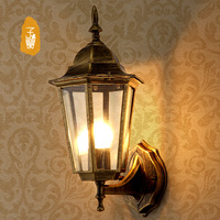 water light water light Fashion wall lamp outdoor lamp balcony lamp lamps waterproof lamp vintage wall lights