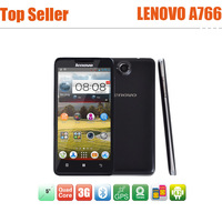 Lenovo A766 5 Inch MTK6589M Quad Core android 4.2 dual sim card 5MP Camera 3G GPS Bluetooth FM WIFI mobile phone