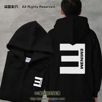 Shady EMINEM RECOVERY RELAPSE HIP HOP zipper  hoodie coat sweater sweatshirt