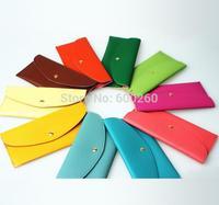 Concise Style women's Envelope Purse Clutch Lady Handbag Wrist Wallet totes