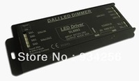 Free shipping 2013 NEW High Quality!New designed DALI constant voltage 12~24V DC 3CH output  DALI Led dimming driver DL8003