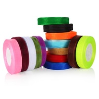 Hot Selling Festival Gift Description 14 Colorful Gauze Element 50 YARDS 20mm High Quality