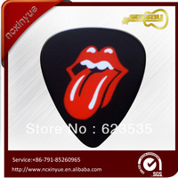 much high quality two sides printing medium gauge classic guitar pick