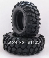4pcs NEW Tyre 1.9Inch 96mm Tires RC 1:10 Tamiya D90 SCX10 CCO1 Rock Climbing Car