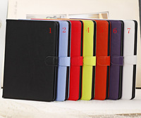 Wholesale Item Luxury Leather Stand Case for iPad Air Multicolor Leather Cover ,20pcs/lot,DHL Free Shipping