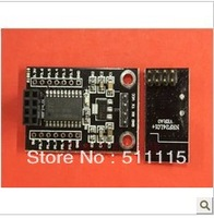 Free shipping   STC15L204 + NRF24L01 wireless serial pass-through module wireless radio module development board