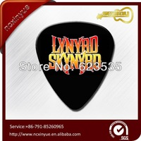 MUCH High Quality free shipping customized 100pieces professional standard best celluloid guitar picks/part