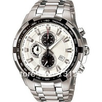 New 539D ChronographSport 100M Mens Watch EF-539D EF-539D-7AV