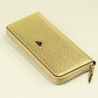 2013 cross women's wallet long design genuine leather zipper wallet multi card holder clutch