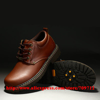 2014 Fashion 1305 men's High Top hiking Shoes Wearproof Outdoor work Casual walking shoes Sneakers Ankle Hiking boots