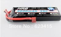 whoelsae New arrival hrb-3000mah 35c 11.1v Aeromodelling battery