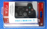by SG post Red packaging Wireless Bluetooth SixAxis Gamepad Controller For PS3
