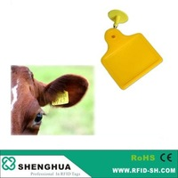 Passive RFID Tag for Cattle Tracking
