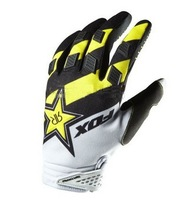 2013 Road MX Glove Rockstar Cycling Bicycle Racing Motorcycle gloves Anti-Slip glove riding sports Gloves