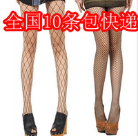 Small mesh stockings ultra-thin fishing net pantyhose socks sexy socks female