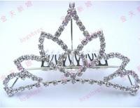 edding Prom Princess Crown rhinestone Crown bridal