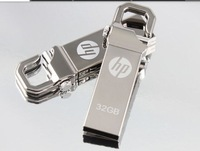 Wholesale - Free 64gb128GB 256GB 512gb USB 2.0 Metal Key Chain Ring USB Memory Stick U Disk Flash Drive