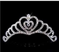 Bridal hair accessories big crown comb hair accessories