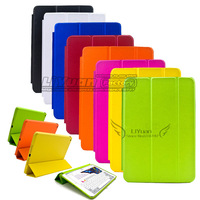 Original 1:1 Ultra Slim Thin Leather For iPad Mini 2 Smart Cover,For iPad Min Retina Case Retail Package 1PCS Free Postage