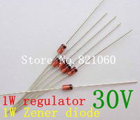 1W regulator 1W 30V 1N4751 Zener diode 50pcs/lot