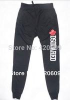 Hot Sale Cotton Trousers For Men Fashion Sport Training Pants Men Design Leggings Pant Gray Black Colors M-XXL FREE SHIPPING