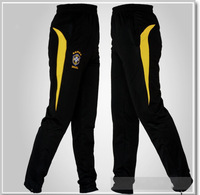 Brazil Men Soccer Football Sports Trousers Leg Elastic Sportwear Gym Jog Training Pants Man Athletic Sports Pants for men Cheap