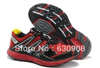 New arrive fashion 2014  Sell well Salomon shoes Sports Running Shoes Men Athletic Shoes Walking Shoes 6 Color High Quality