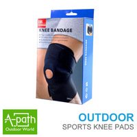 Outdoor Adjustable Sports Knee Bandage Football, Volleyball, Tennis, Badminton, Ping-pong, Jogging, sport bandage Knee Pads,