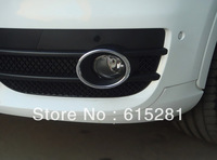 Q3 2012 2013 Chrome Front Fog Lamp Cover Trim,Wholesale Price