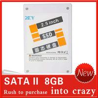 SSD card .solid state drive 8gb .MINI ITX PC ,Hot sale