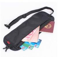 Ultra-light anti-theft travel waist pack personal anti-theft wallet documents bag passport bag tight bag