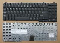 Keyboard Packard bell w3301 laptop keyboard us  Free Shipping
