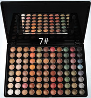 Free Shiping Professional 88 matte Color Eyeshadow Makeup Eye shadow Palette Dropshipping 7#, HZY031