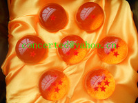 Dragon ball Z 7 star crystal ball 4.2cm Diameter Free shipping 10 boxes/Set