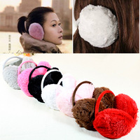E8065 Queer wholesale Rene furry ears warm winter warm earmuffs earmuffs ear package super warm