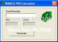 wabco Diagnostic PIN / PIN2 CALCULATOR