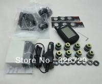 KTD2000AX 8 vehicle tpms,truck part,trailer sensor,monitor 8 eight wheel tpms,wireless transfer,DIY install,2 years warranty