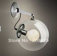 30cm pendant lamp 50W AC220V Italian modern bedroom study head bed LED  soap bubbles HOT sale
