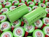 NI-cd /NI-MH rechargeable battery  sub c 1.2v 2500mah
